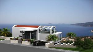 Luxury Kalkan villa
