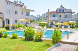 Calis fully furnished apartment for sale