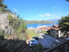 Fethiye luxury furnished house for sale