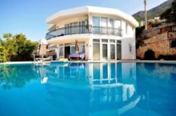 Kalkan fully furnished villa for sale