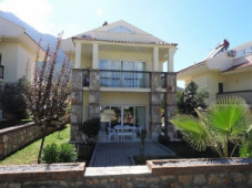 Ovacik fully furnished villa for sale