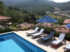 Gocek sea view villa for sale