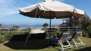 Gumusluk sea view apartment for sale