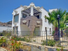 Gumusluk sea view detached villa for sale