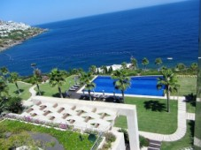 Gundogan property with sea view