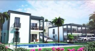 Beautiful Gundogan residences walking distance to beach