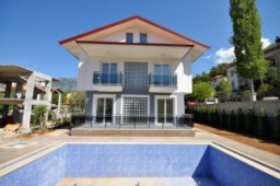 Hisaronu brand new villa for sale