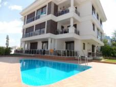Duplex apartment for sale in Antalya