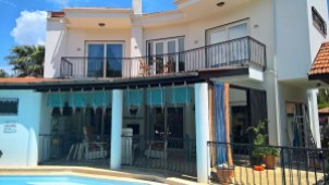 Dalyan villa with incredible views for sale