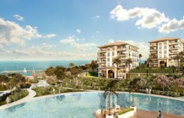 Beylikduzy sea view apartments for sale