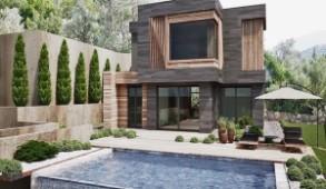 Villa near Calis beach for sale