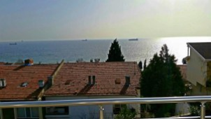 Beylikduzu sea view home for sale