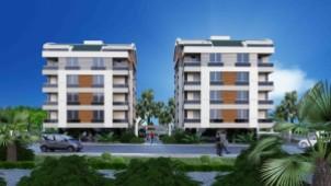 Apartment in Hurma Konyaalti