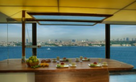 Sea view in Istanbul