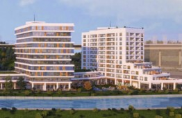 Luxury waterside apartments in Istanbul for sale