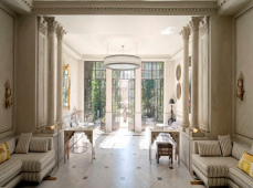 Luxury interior room