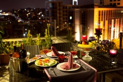 Istanbul hotel for sale view