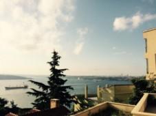 Istanbul Bosporus view