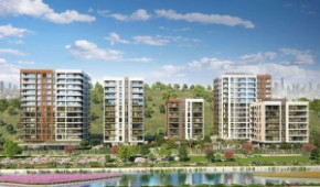 Kagithane Istanbul luxury apartments for sale