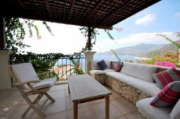Close to beach club villa for sale in Kalmar Kalkan