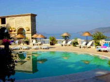 Kalkan Patara beach club property