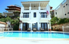 Kalkan villa close to sea