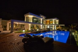 Very luxurious Kalkan Villa full home automation