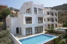 Kalkan duplex apartment for sale