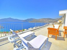 Sea view home Kalkan