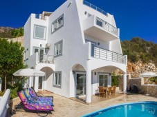 Peaceful villa in Kalkan