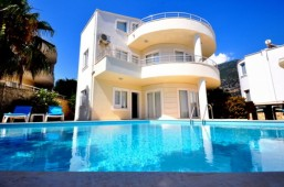Kalkan villa for sale