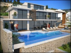 Kalkan real estate superb views for sale