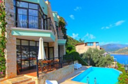 Sea view home in Kalkan