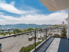 Kartal apartments with sea view for sale