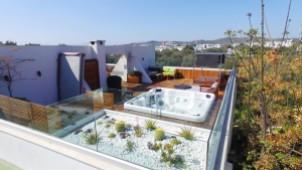 Amazing rooftop