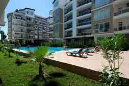 2 bed apartments near Antalya Konyaalti beach