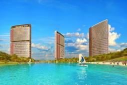 Koza Park Lake view apartments Bahcesehir Istanbul