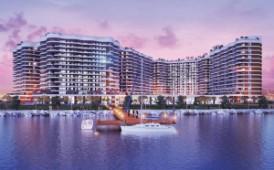 Kucukcekmece lakefront properties