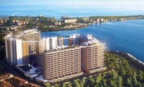 Kucukcekmece luxury apartments for sale