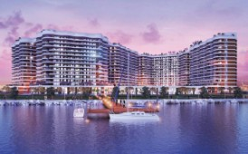 Waterfront apartments for sale