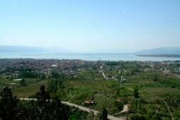 Lake Iznik in Bursa