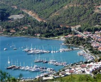Luxury land plot in Gocek