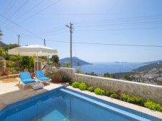 Luxury villa in Kalkan for sale