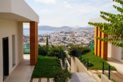 Panoramic villas for sale in Bodrum