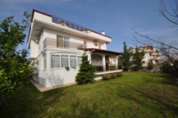 Fethiye newly completed villa for sale