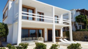 Yalikavak villa with private beach for sale