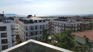 Istanbul Asian side apartment for sale