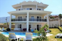 Mountain views villa for sale in Ovacik