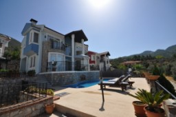 Uzumlu large villa for sale