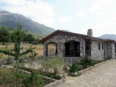 Countryside bungalow in Uzumlu for sale